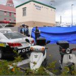吹田市の拳銃強奪事件。梅田駅に警察多数配置!犯人の特徴と画像!